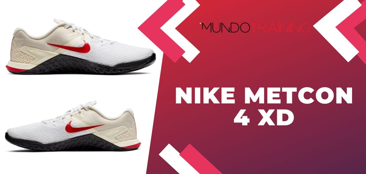 8 zapatillas de training Nike más vendidas del mes de noviembre, Nike Metcon 4 XD