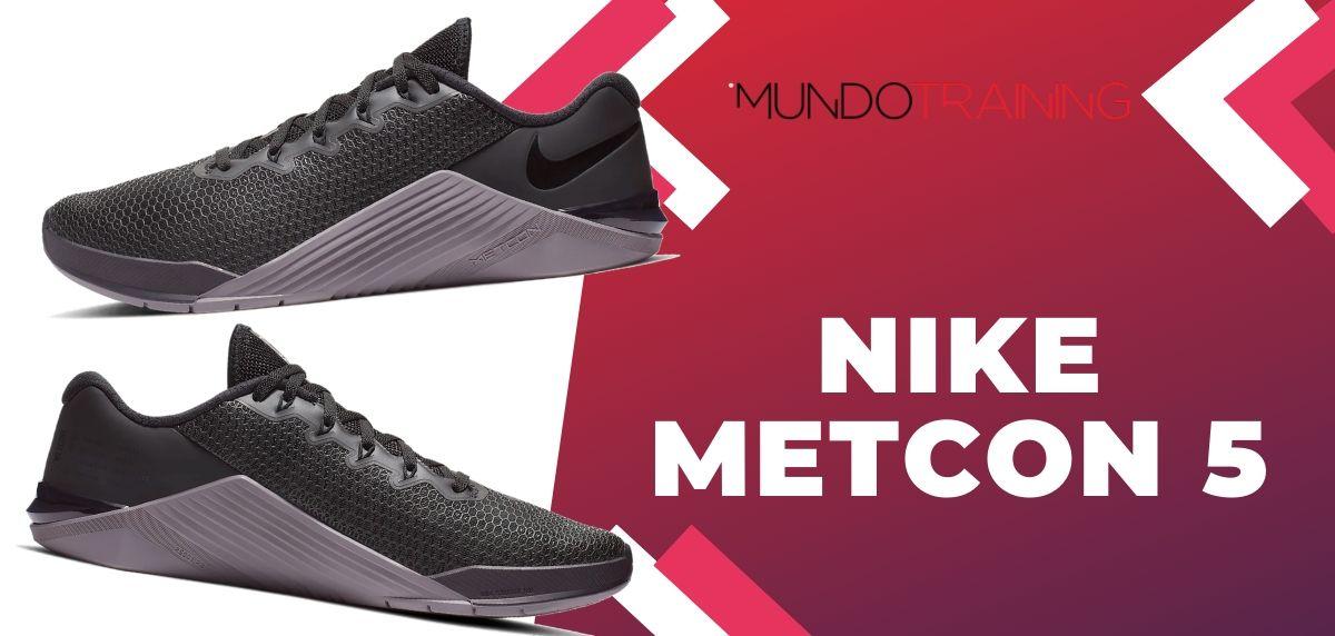 8 zapatillas de training Nike más vendidas del mes de noviembre, Nike Metcon 5