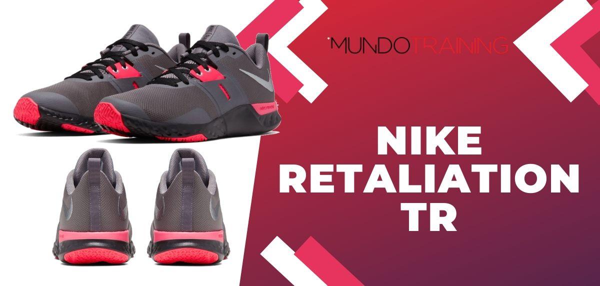 8 zapatillas de training Nike más vendidas del mes de noviembre, Nike Retaliation TR