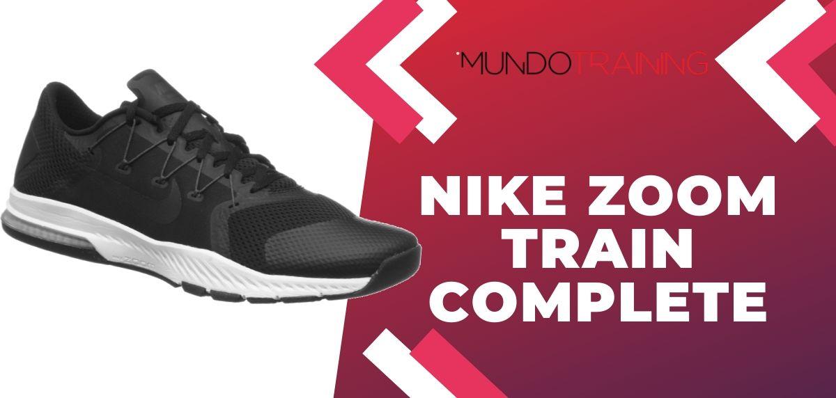 8 zapatillas de training Nike más vendidas del mes de noviembre, Nike Zoom Train Complete
