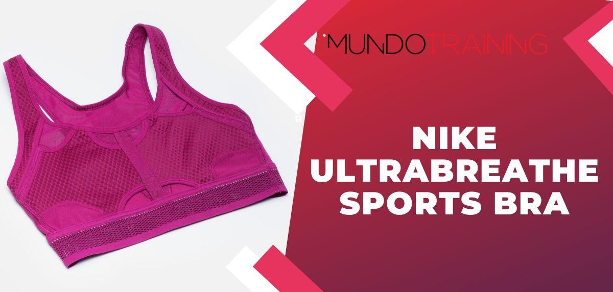 Nike presenta sus dos innovaciones en bras: Nike Ultrabreathe Sports Bra