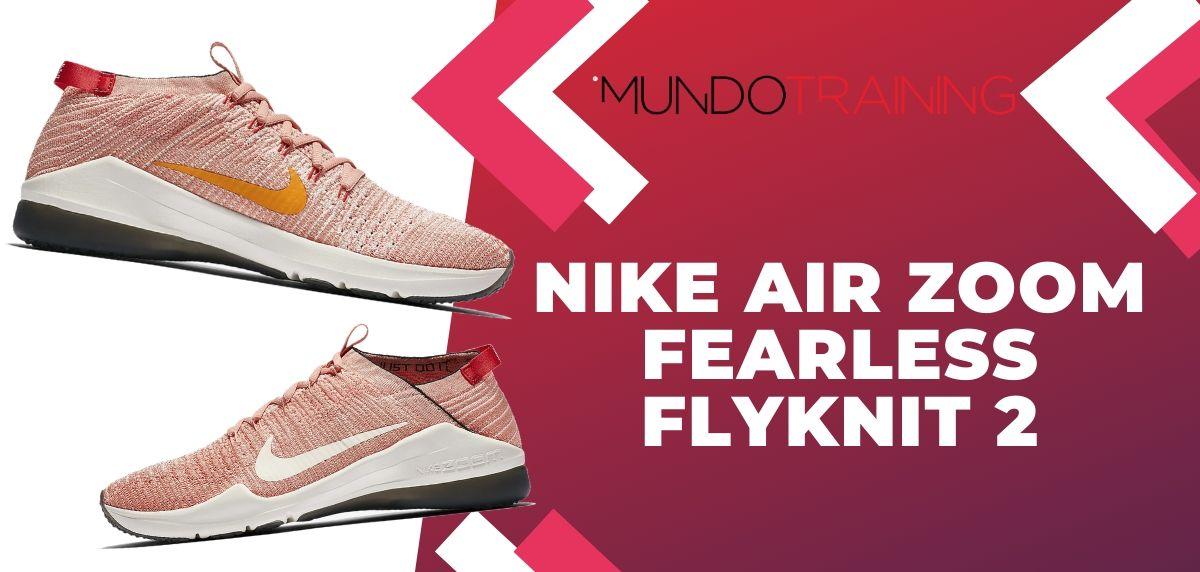 Rebajas Nike: ¡Disfruta de hasta un 50% de descuento en zapatillas training!, Nike Air Zoom Fearless Flyknit 2
