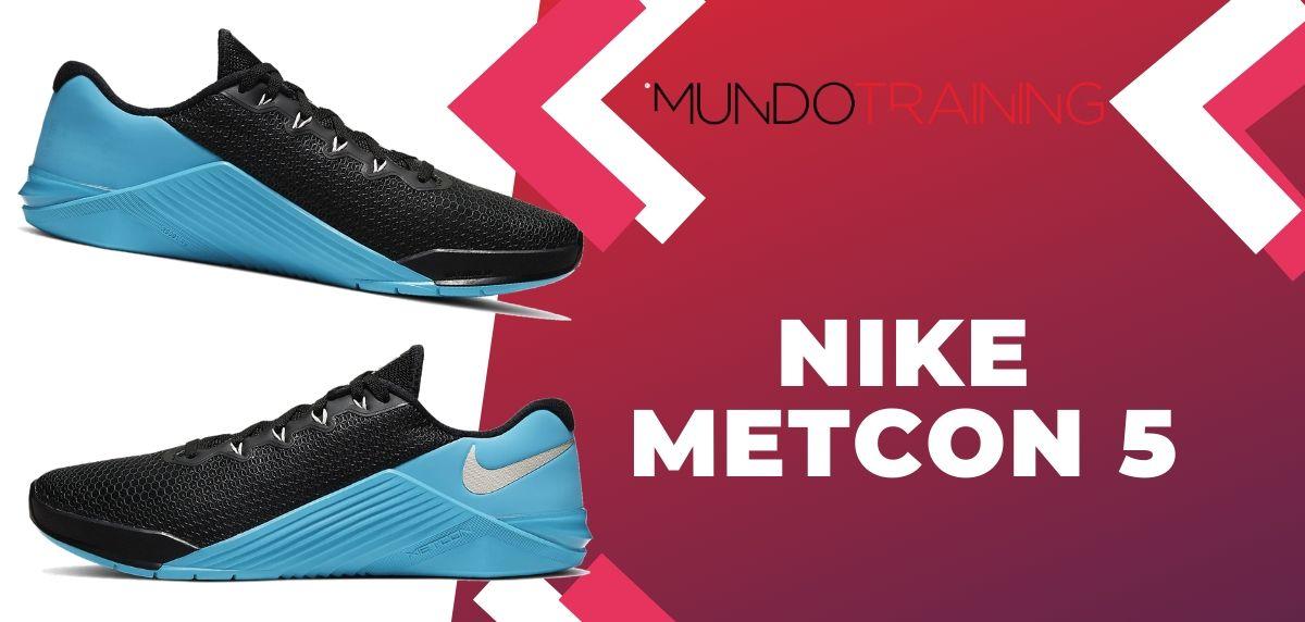 Rebajas Nike: ¡Disfruta de hasta un 50% de descuento en zapatillas training! Nike Metcon 5