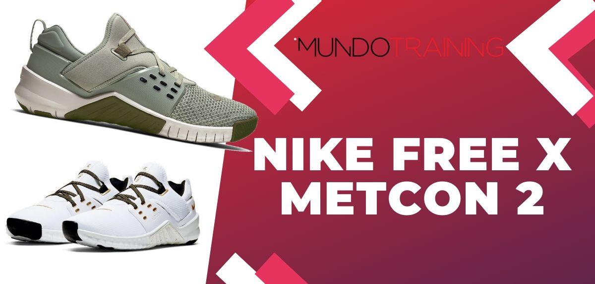 Rebajas Nike: ¡Disfruta de hasta un 50% de descuento en zapatillas training! Nike Free X Metcon 2