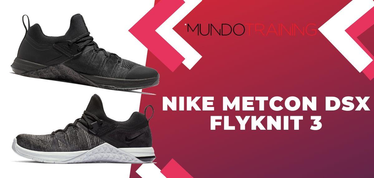 Rebajas Nike: ¡Disfruta de hasta un 50% de descuento en zapatillas training! Nike Metcon DSX Flyknit 3