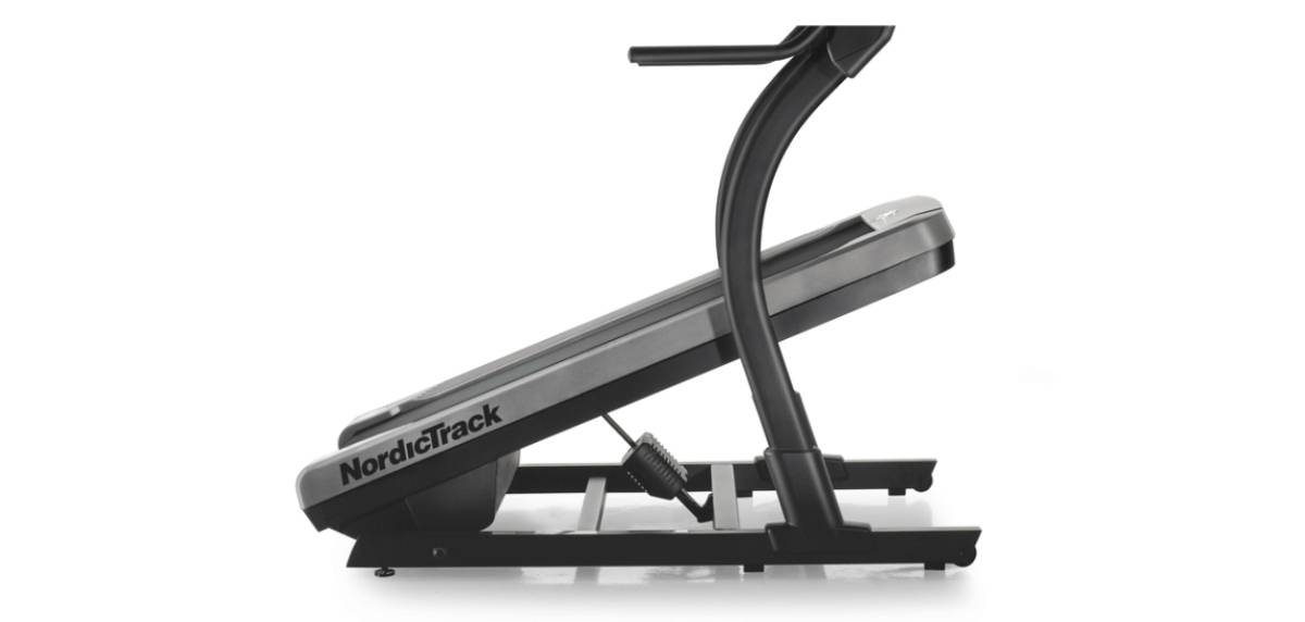 NordicTrack X22i Incline Trainer, potencia