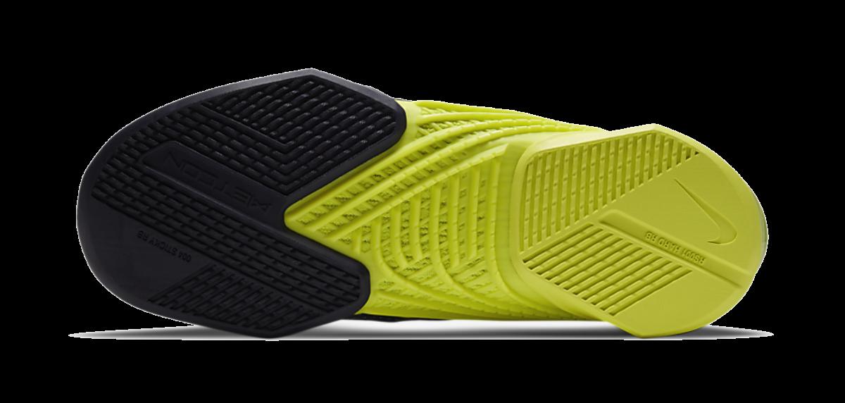 Nike React Metcon Turbo, suela