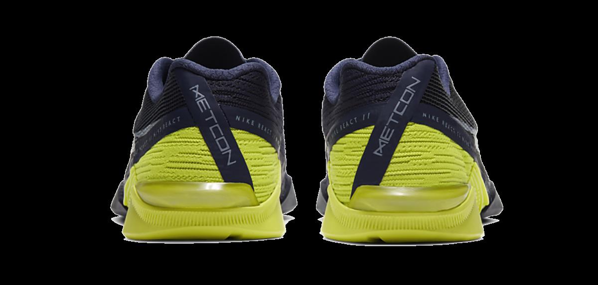 Nike React Metcon Turbo, talón