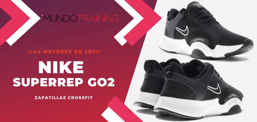 Zapatillas de crossfit más destacadas de 2021 - Nike Metcon 6