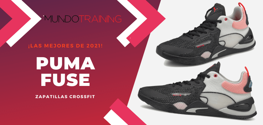 Zapatillas de crossfit más destacadas de 2021 - Puma Fuse