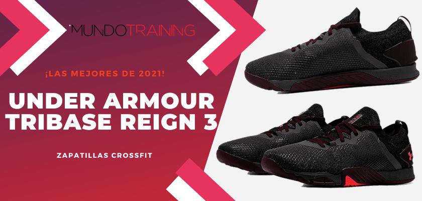 Zapatillas de crossfit más destacadas de 2021 - Under Armour TriBase Reign 3